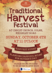 Traditional Harvest Festival